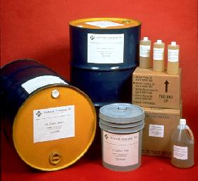 HyVac Vacuum Oils Table of Contents