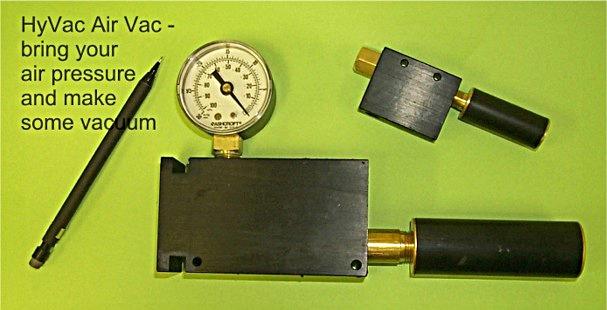 Pneumatic Air Vac